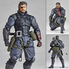 METAL GEAR SOLID V/ KAIYODO POWERED BY REVOLTECH THE PHANTOM PAIN VENOM SNAKE