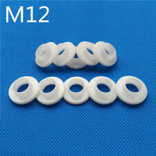 30Pcs M12 Insulation column washer T-type Step Nylon Casing Plastic Screw Gasket