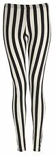 NEW LADIES MULTI PRINT FULL LENGTH GIRLS STRETCH LEGGINGS PANTS PLUS SIZE 8 - 26