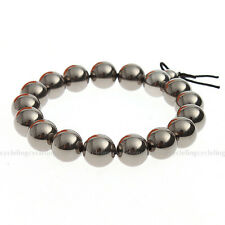 RockBros Mens Bracelet Hand Chain 16 Ti Titanium Beads 10mm