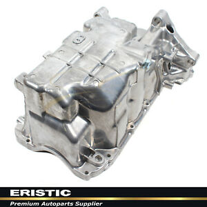 Fits 2009-13 Honda Fit 1.5L L4 SOHC Engine Oil Pan 11200RB0900, 11200RMEA50