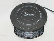 Nuwave Pic Titanium Precision Induction Cooktop 30341 Cq 1800 Watt W/ Carry Case