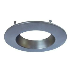 Halo RL Satin Nickel Recessed Lighting Retrofit Replaceable Trim Ring (4 in.)