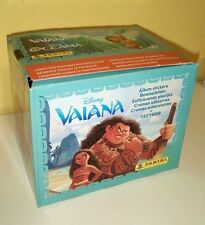 PANINI BOX 50 Bustine DISNEY OCEANIA VAIANA MOANA 50 packets figurine Stickers