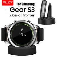 For Samsung Gear S3 Classic/Frontier Wireless Charging Dock Cradle Charger