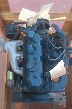 KUBOTA DH850-B ENGINE ORIGINAL WITH ACCESSORIES