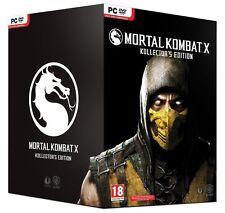 Mortal Kombat X Kollector's Edition PC Collectors Edition ENGLISH