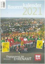 Bauernkalender 2021 - 152 Seiten - neu und ungelesen
