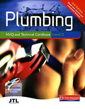 Plumbing NVQ and Technical Certificate Level 2 Student Book: Fully Updated to...