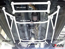 Nissan X Trail 2.0 08+ UltraRacing 4-punti centrale inferiore Telaietto