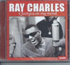 CD Ray Charles Georgia my mind  NEUF 18 titres