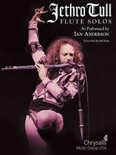 Jethro Tull - Flute Solos : As Performed by Ian Anderson (2006, Paperback)