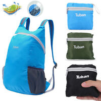 Ultralight Daypack Packable Foldable Waterproof Lightweight Travel Bags Backpack