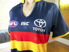 ADELAIDE CROWS 2017 HOME GUERNSEY AFL  ladies SIZE 10   New with tags