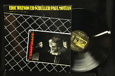 Eric Watson/Ed Schuller/Paul Motian-Conspiracy-Owl 027-FRANCE