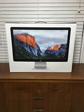 Apple Thunderbolt  Display BNIB Sealed with Apple Care Warranty good until 02/19