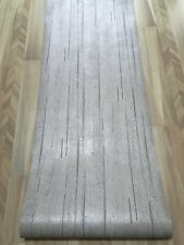 1 ROLL OF MULBERRY HOME WOOD PANEL WALLPAPER FG081.A22.0 DOVE GREY