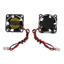 25x25x10mm DC 0.12A 12V 2-Pin PC Computer CPU System Brushless Cooling Fan 2510