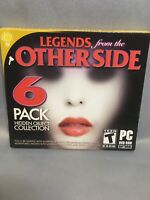 Legends from the Other Side - 6 Pack - Hidden Object Collection PC Game NEW