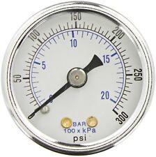 Compressor 0-300 PSI Gauge Replaces Stanley Bostitch Black N Decker AB-9052091