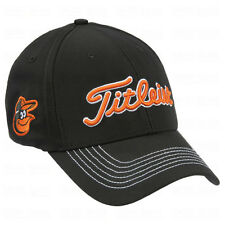 New Titleist MLB Fitted Golf Hat Baltimore Orioles Hat Medium/Large M/L O's