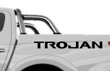 Mitsubishi L200 | Trojan | Sport 4x4 | sticker,decal,graphic | FREE POST | BB167
