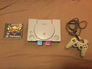 Sony Playstation 1 avec MODCHIP avec accessoires