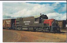1972 South Pacific Diesel, Eugene Oregon  Postcard
