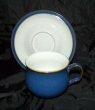 Tableware Cups & Saucers Blue Denby Stoneware