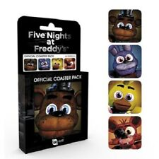 Five Nights At Freddys Characters 4 coaster pack