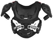 Leatt Protector de pecho 5.5 Pro HD Junior 3DF Negro Juventud Motocross Armadura