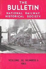 NRHS Bulletin V.30 N.6 Zillertalbahn Newfoundland Steeple Cabs Motor Train