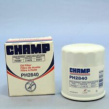 New Champ PH2840 Spin-on Engine Oil Filter Replacement