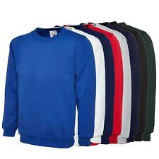 Sweatshirt Pullover Pulli Sweater Shirt Arbeit Freizeit 300 g/m² Gr. XS - XXL