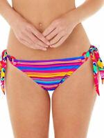 Passionata by Chantelle Papillon Mid Rise Bikini Briefs Lined Bottoms