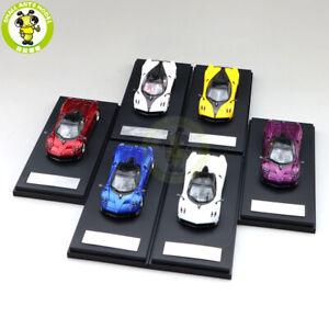 1/64 LCD Pagani Huayra Roadster Supercar Car Diecast Model Toys Car Gifts