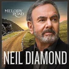 NEIL DIAMOND - MELODY ROAD: CD ALBUM (October 20th, 2014)