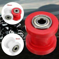10mm 8mm Chain Roer Slider Tensioner Wheel Guide Pit Dirt Mini Bike-Moto