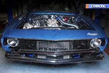 CXRacing Turbo Header Intercooler Piping kit for 67-69 Camaro SBC Small Block