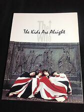 THE WHO The Kids Are All Right Promotional Folder