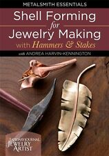 DVD ONLY! Shell Forming for Jewelry Making, Hammers & Stakes Harvin-Kennington