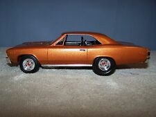 "PRO STREET ""1967 CHEVROLET CHEVELLE Altered wheelbase 1/25 scale  Nicely Built"