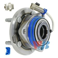 Heavy Duty version WJB WA513179HD Front/Rear Wheel Hub Bearing Assembly