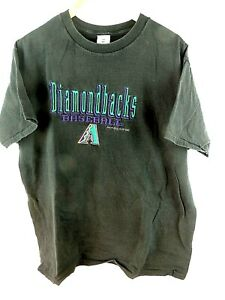 VINTAGE 2000 ARIZONA DIAMONDBACKS T-SHIRT SIZE XL