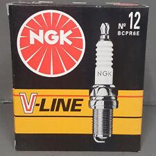*NGK BCPR6E V-Line 12 Zündkerze 4 x  , 6129, VL12  , Fiat Ford Peugeot Skoda