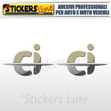 2 Adesivi per camper Caravans International adesivo CI scritte adesive caravan