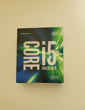 Intel Core i5 6600K 3.90 GHz Quad-Core (BX80662I56600K) Processor