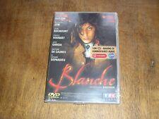 """DVD,neuf sous blister,""""BLANCHE"""",rochefort,bouquet,garcia,de caunes,zem,doillon"""