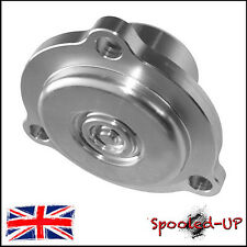 Ford focus st + rs MK2 turbo dump blow off valve bov d'obturation blanc plaque