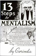 Corinda13 Steps to Mentalism & Mindreading  Encyclopedia New Copy